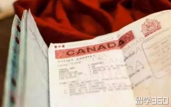 加拿大学生签证存款证明
