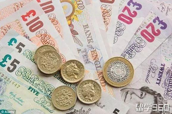 去英国读大学一年到底要花多少钱?