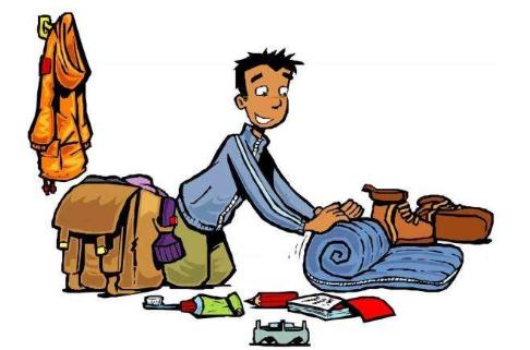 出国都要准备什么?赴泰留学党必备行李清单!