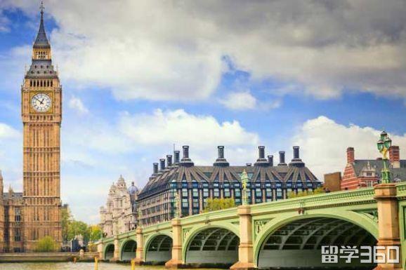 在英国留学一年生活费用多少