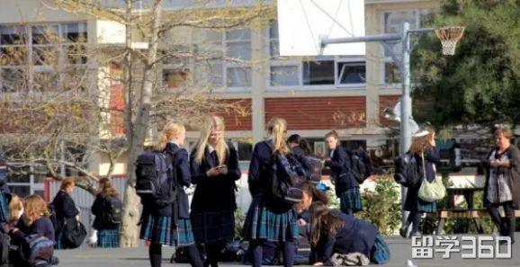 新西兰上高中留学条件