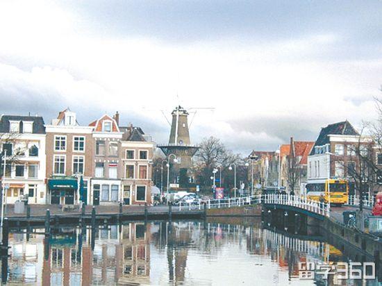 荷兰留学签证
