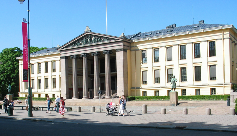 挪威奥斯陆大学留学申请