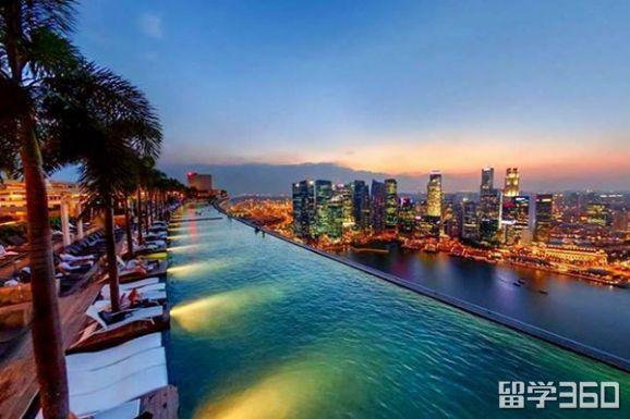 新加坡留学消费