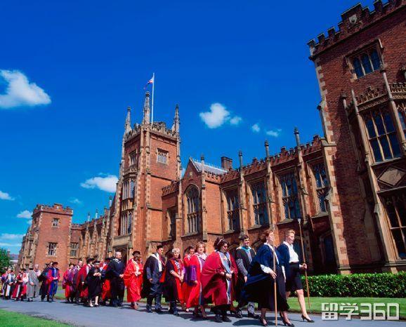 爱尔兰国立大学专访:学术氛围浓厚