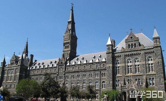 乔治城大学在哪里