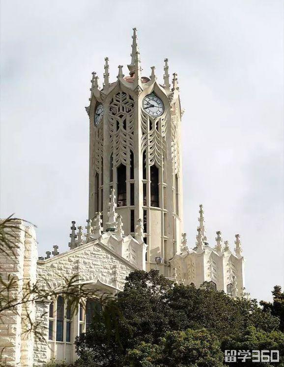 新西兰大学