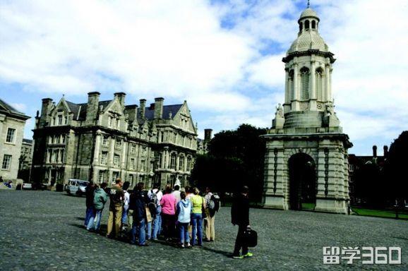 爱尔兰留学:名校高额奖学金如何申请?
