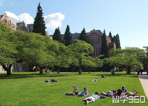 中央华盛顿大学