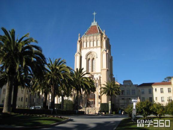 旧金山大学好吗