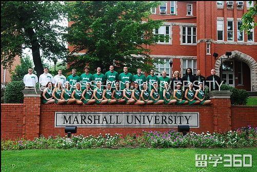 美国马歇尔大学怎么样
