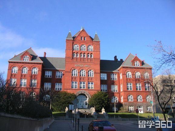 威斯康辛麦迪逊大学