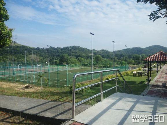 马来西亚英迪大学梳邦校区专业