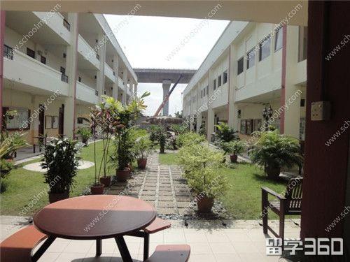 马来西亚英迪大学校区