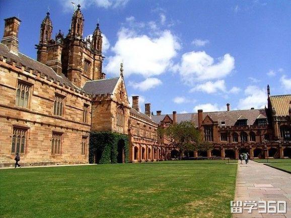 澳大利亚大学研究生课程录取