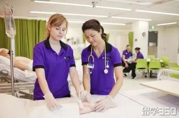 澳大利亚护理专业课程
