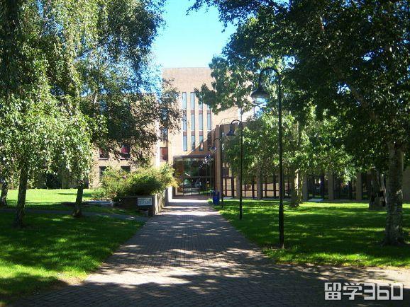 肯特大学住宿