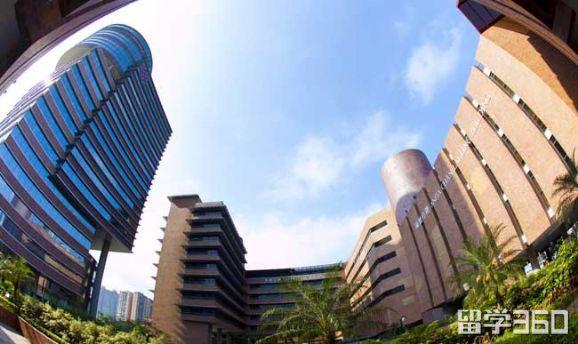 香港理工大学奖学金与经济援助介绍