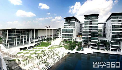 泰莱大学在马来西亚