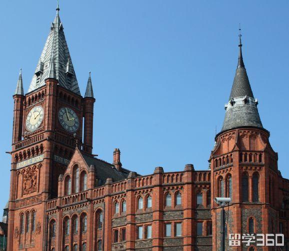 利物浦大学排名