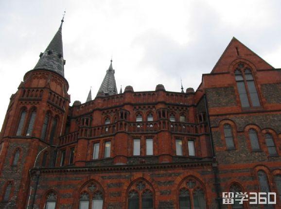 利物浦大学学生公寓