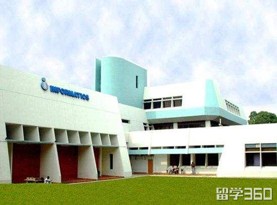新加坡英华美学院课程