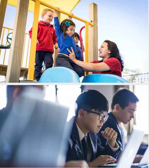 奥克兰西区找到的优教育资源――ACG桑德兰学校