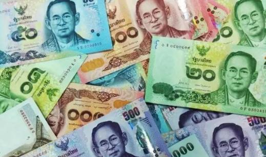 泰国发行第十七版钱币,泰国新国王肖像币走入公众视野。