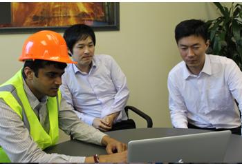 感谢奥塔哥理工学院的Chris Fei 来访留学360带来最新课程信息!