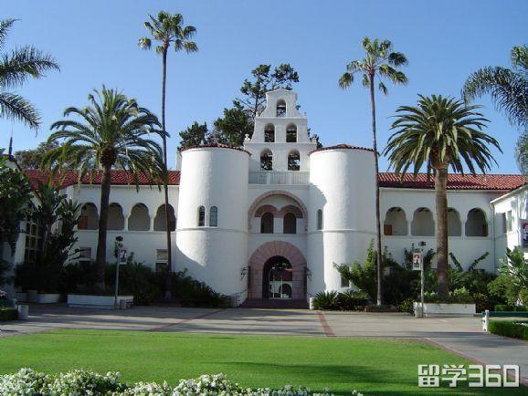 美国圣地亚哥州立大学研究生申请理学院