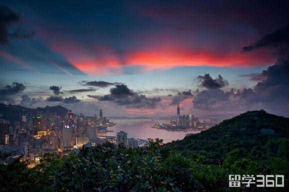 香港留学四类热门专业