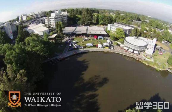 2018怀卡托大学排名