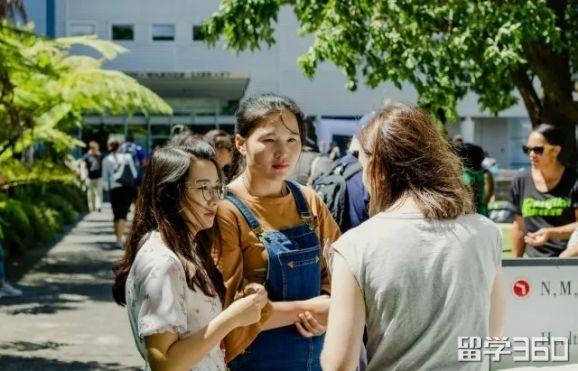新西兰大学社团