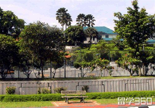 马来亚大学宿舍别墅
