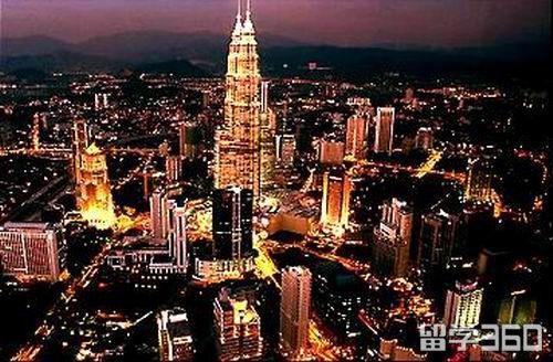 马来西亚申请专升本