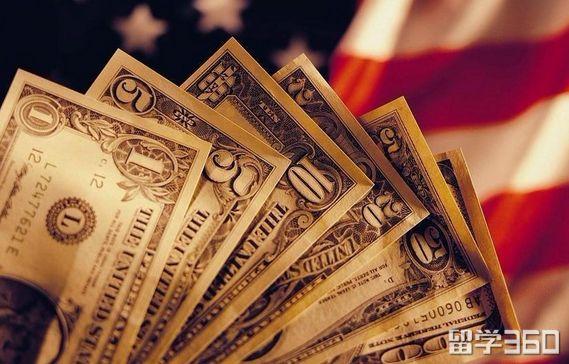 美国本科留学各方面费用都要多少