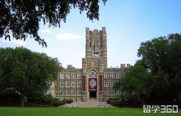 美国康奈尔大学世界排名