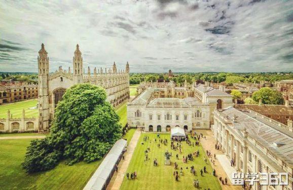 2019年CUG英国大学排名出炉!牛剑地位无可撼动!