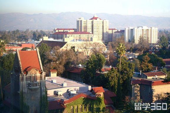 圣何塞州立大学排名