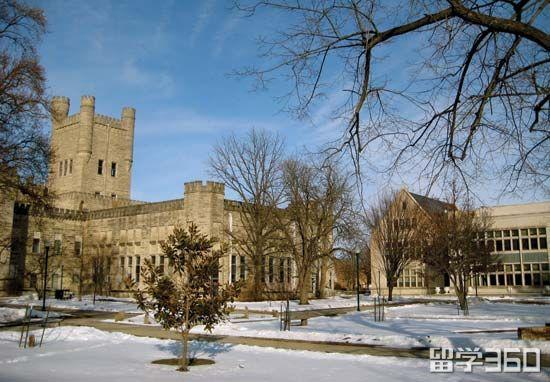 伊利诺伊大学排名