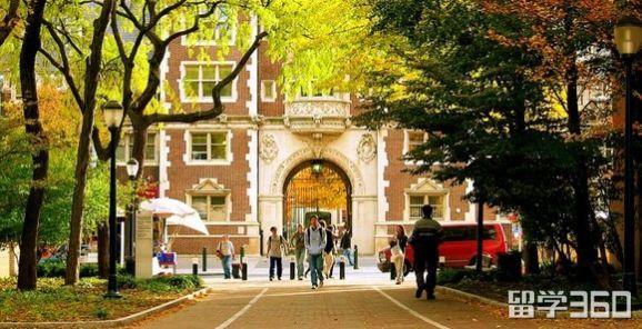 中国留学生美国留学选校原则