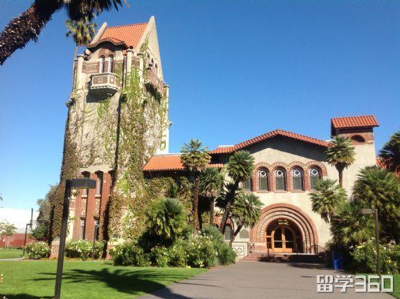 圣何塞州立大学难申吗