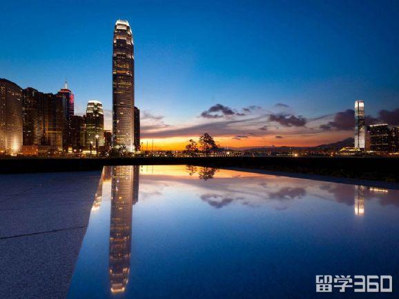 香港留学内地生申请方式、费用介绍