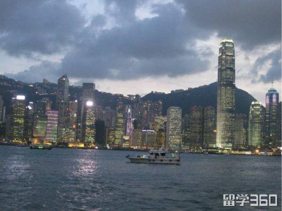香港留学:香港大学入学要求及优势
