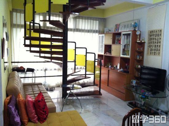 新加坡研究生住宿
