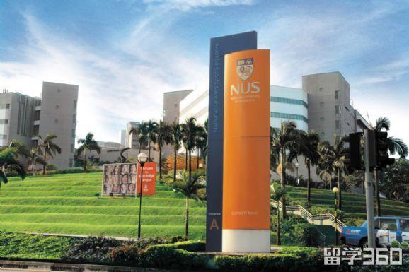 国立新加坡大学 全球排名