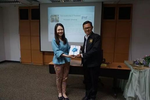 斯坦佛物流与供应链管理专业学生实地考察泰国港务局,不来了解一下吗?