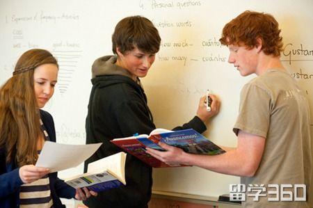 大四学生申请美国研究生详细流程规划!