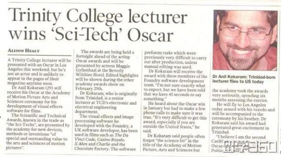 想来都柏林大学圣三一学院学习新课程,别错过这两个专业!