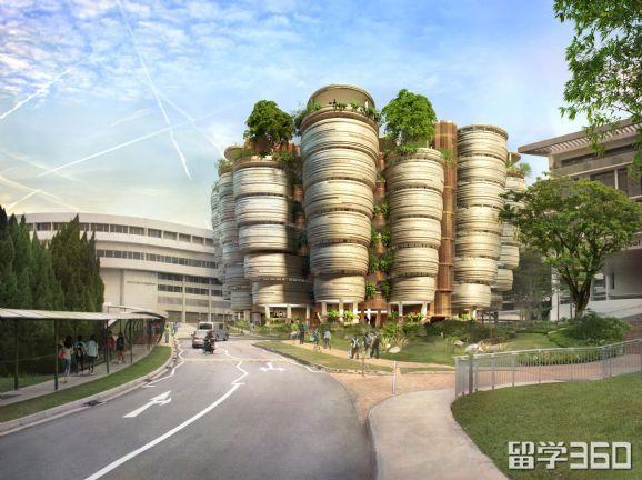 南洋理工大学环境工程